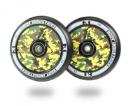 Root Industries 110mm Air Wheels - Pair - Camo