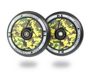 Root Industries 120mm Air Wheels - Pair - Camo
