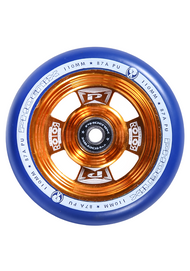 Phoenix - Rotor Wheel 110mm - Gold/Blue