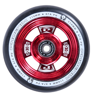 Phoenix - Rotor Wheel 110mm - Red/Black