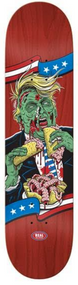 Real Deck - Donald Trump Zombie - 8.25""