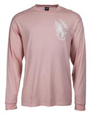 Santa Cruz Longsleeve T Shirt - JJ Guadalupe - Pink