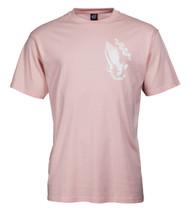 Santa Cruz T Shirt - JJ Guadalupe - Pink