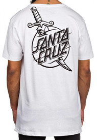 Santa Cruz Slim Fit T Shirt Dagger