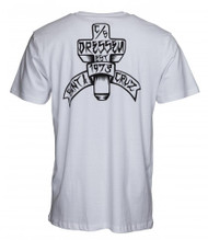 Santa Cruz Slim Fit T Shirt Dressen Cross