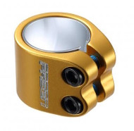 Fasen 2 bolt collar clamp - Gold