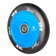 Drone XR-2 Fetherlite Scooter Wheels 110mm  - Black/Blue