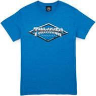 Thrasher Diamond Emblem Tee - White