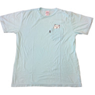 RIPNDIP - Lord Nermal Pocket Tee - Turquoise