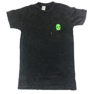 RIPNDIP - Lord Alien Pocket Tee - Black Mineral Wash