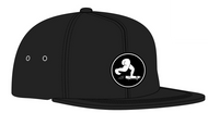 RIPNDIP - Rippin Ass Six Panel Hat - Black