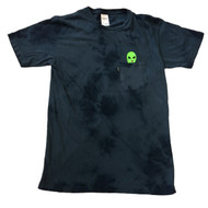 RIPNDIP - Lord Alien Pocket Tee - Blue Lightening Wash