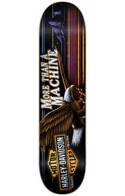 """Darkstar - Harley Davidson Highway Deck 8.00"""""""