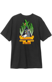 Almost Tom & Jerry Premium Tee - Black