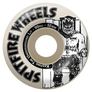 Spitfire Wheels - Death Ride 99D - 52mm - Death Row Records