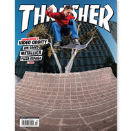 Thrasher Skateboard Magazine - March 2017