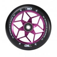 Blunt 110mm Diamond Wheels - Purple