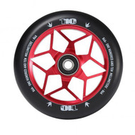 Blunt 110mm Diamond Wheels - Red