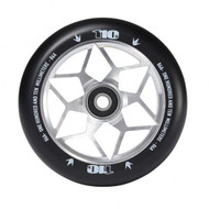 Blunt 110mm Diamond Wheels - Silver