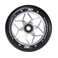 Blunt 110mm Diamond Wheels - Silver