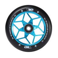 Blunt 110mm Diamond Wheels - Blue