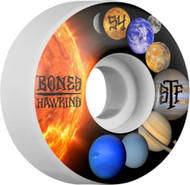Bones Wheels - STF Hawkins Solar V1 - White - 54  MM