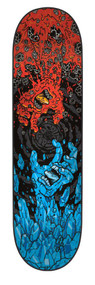Santa Cruz Pro Deck - Fire and Ice - 7.8""