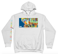 DGK Gimme The Loot Hoodie - White