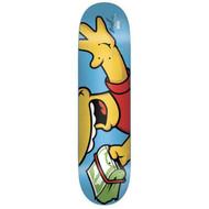"DGK Iconic Bart Simpson Williams Skateboard Deck 8"""