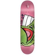 "DGK Iconic Kermit The Frog Boo Skateboard Deck 8.25"""