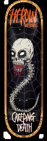 "Heroin - Night Terrors - Creeping Death - 8.25"""