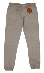 Santa Cruz Classic Dot Sweatpants - Grey