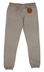Santa Cruz Classic Dot Sweatpants - Grey