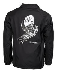 Santa Cruz Dressen Hand Coach Jacket - Black