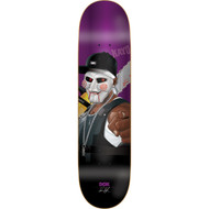 DGK Horror Rapper Skateboard Deck Dane 8.06""