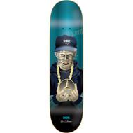 "DGK G Killers Skateboard Deck Quise 8.06"""