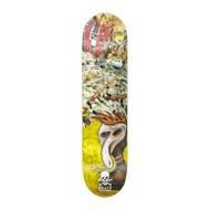"""Death Skateboard Deck - Sexton Ming Plague Duck 8.25"""""""
