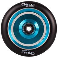 Chilli Coast Scooter Wheel 110mm Black/Blue