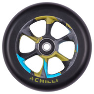 Chilli Turbo Scooter Wheel 110mm Black/Urban Jungle