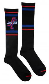 Santa Cruz Socks OGSC - Black