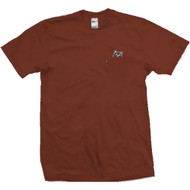 RIPNDIP Lord Jermal Pocket Tee - Rust