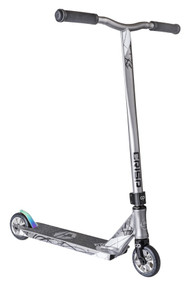 Crisp Inception 2017 Stunt Scooter - Black Chrome