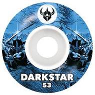 Darkstar Throwback Wheels 53mm