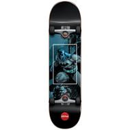 "Almost Complete Skateboard Batman Fight Club 7.25"""