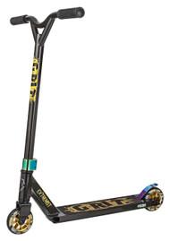 Grit Extremist Complete Scooter - Black/Gold