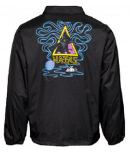 Santa Cruz Natas Coach Jacket - Black