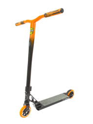 Grit Jordan Clark Signature Complete Scooter V2 - Black / Orange