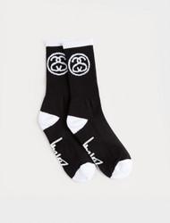 Stussy - SS-Link Premium Socks - Black
