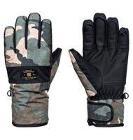 DC Franchise - Snowboard/Ski Gloves - Camo
