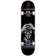 "Almost Joker Justice Premium Complete Skateboard - Black 8"""